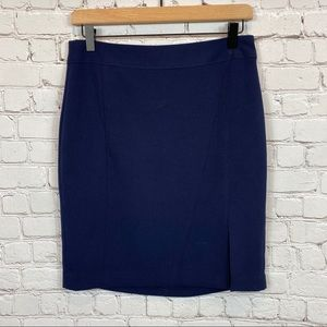 Banana Republic | Navy Pencil Skirt SZ 4